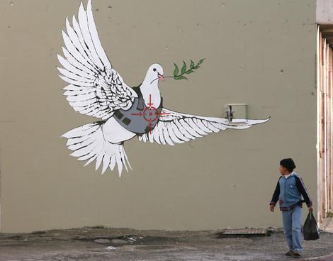 Banksy_peace