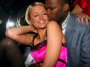 I don't think Paris Hilton will be joining G-Unit