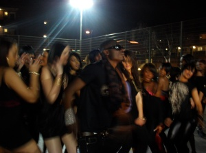 Dirty Danger @ Ard Bodied video shoot